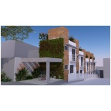 onde encontro projeto para condomínio residencial Tatuapé