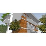 onde encontro projeto para residência moderna Jardim Paulistano