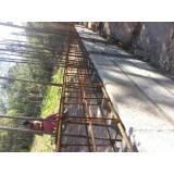 onde encontro projetos residenciais com blocos de concreto Chácara Santo Antônio
