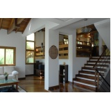 onde encontro projetos residenciais completos Chácara Flora