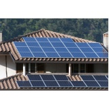 onde encontro projetos residenciais de energia solar Jardim Bonfiglioli