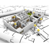 onde encontro projetos residenciais planta baixa Brooklin