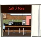 Projeto de Bar Atibaia
