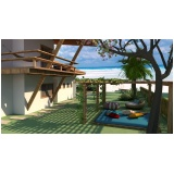 Projeto de Casa da Praia Vila Medeiros