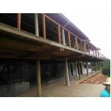Projeto de Casa de Madeira preço Moema