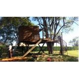 Projeto de Casa na Árvore preço Ribeirão Pires