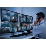Projeto de CFTV preço Centro