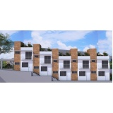 projeto de condomínio residencial valor Água Funda