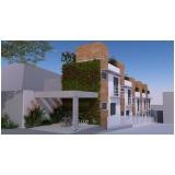 projeto de condomínio residencial Santa Cecília