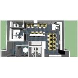 Projeto de Escritórios preço Cidade Ademar