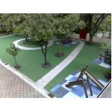 Projeto de Play Ground Casa Verde