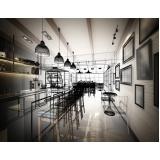 Projeto de Restaurante preço Grajau