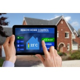 Projeto de Smart House Biritiba Mirim