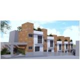 projeto para condomínio residencial preço Jockey Club