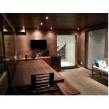 projeto para interiores de residencia preço Santana