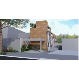 projeto de condomínio residencial