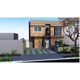 projeto planejado para residencia em condomínio Chácara Santo Antônio