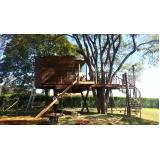 Projetos de Casa na Árvore Centro
