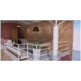 projetos planejados para residencia em condomínio Luz