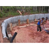 projetos residenciais com blocos de concreto valor Suzano