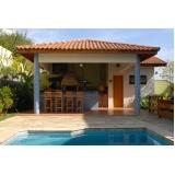 projetos residenciais com piscina preço Porto Feliz
