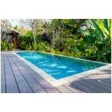 projetos residenciais com piscina valor Vila Medeiros
