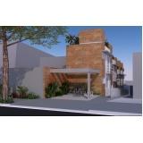 projetos residenciais condomínios fechados preço Água Branca