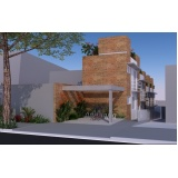 projetos residenciais condomínios fechados preço Jardim Paulistano