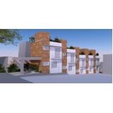 projetos residenciais condomínios fechados valor Campo Grande