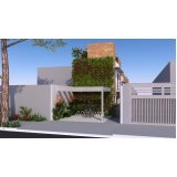 projetos residenciais condomínios fechados Pari