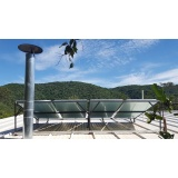 projetos residenciais de energia solar preço Luz
