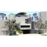 projetos residenciais para terrenos pequenos valor Itaim Paulista