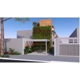 projetos residenciais condomínios fechados