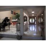 quanto custa projeto para interiores de residencia Santo Amaro