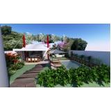 quanto custa projeto planejado para residência Salesópolis