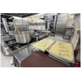 Reforma de Cozinhas Industriais preço Centro