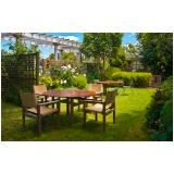 Reforma de Jardins preço Suzano