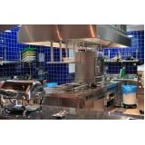 Reformas de Cozinhas Industriais Aclimação