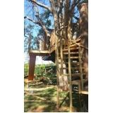 serviço de Construção de Casa na Árvore Vila Maria