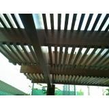 serviço de Construção de Estrutura em Madeira Moema