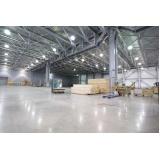 serviço de Construção de Warehouse Sé
