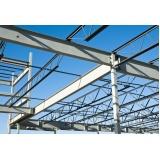 serviço de Construção em Estrutura Metálica Santa Isabel